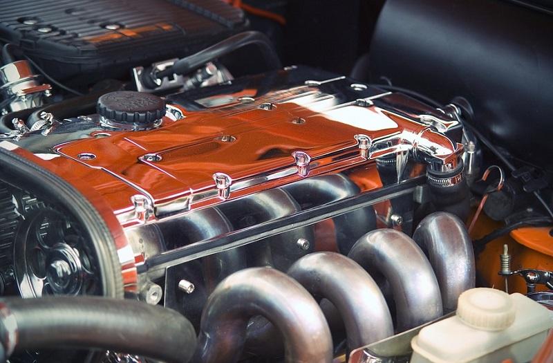 Blok motorja avtomobila
